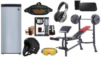 Daily Deals: Weight Benches, Coffee Makers, adidas Sale And More!