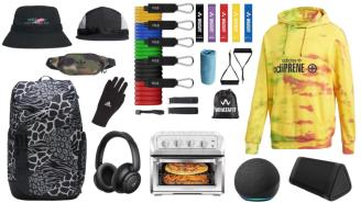 Daily Deals: Resistance Bands, Smart Speakers, Nike Sale And More!