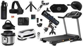 Daily Deals: GoPro Bundles, Telescopes, Treadmills, Nike Sale And More!