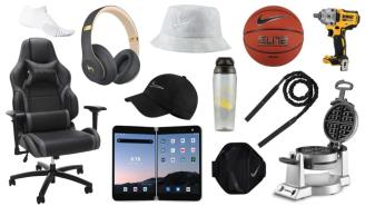 Daily Deals: Waffle Irons, Headphones, Tablets, Nike Flash Sale And More!