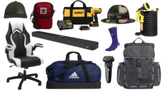 Daily Deals: Electric Shavers, Sound Bars, Garden Hoses, Drills And More!