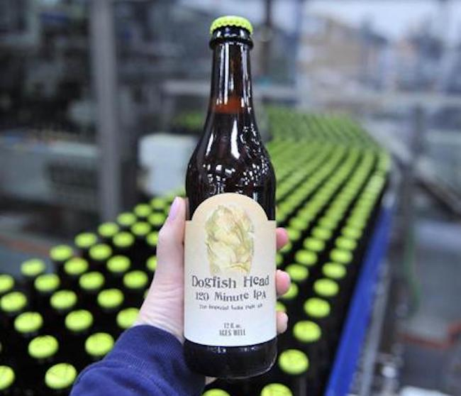 how to age beer Dogfish Head
