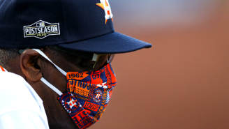 Dusty Baker Thinks Fan Voting 'Might' Hurt Astros' Chances Of Making All-Star Team