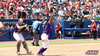 Unranked James Madison Pulls Historic Upset In The School's First-Ever Women's College World Series Appearance