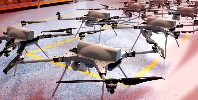 For First Time Ever Drones May Have Autonomously Attacked Humans