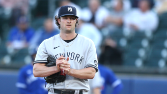 Gerrit Cole Has Strong Response To Question About MLB's Crackdown On Sticky Substances