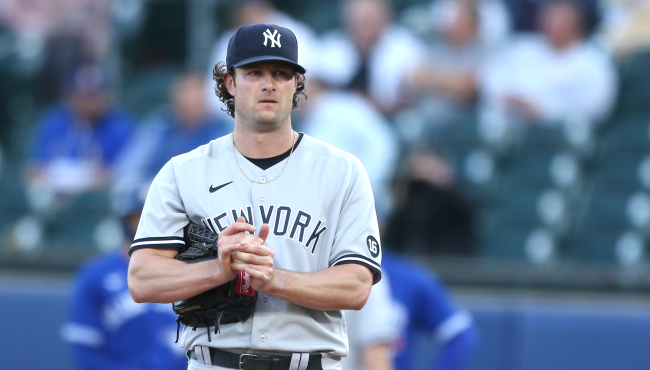 Gerrit Cole Has Strong Response To Crackdown On Sticky Substances