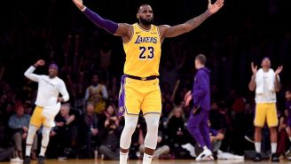 The NBA Responds To LeBron James Blasting Them Over Injuries In Shortened Season