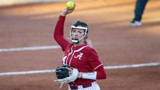 Alabama Pitcher Montana Fouts Celebrated Her Birthday By Continuing Insane Women's College World Series Run With Perfect Game