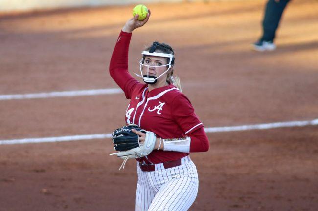 Montana Fouts Alabama Softball