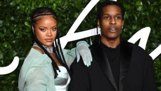 NYC Bouncer Is A 'Rude Boy', Denies Rihanna And A$AP Rocky Entry Into Bar For Not Having I.D.s