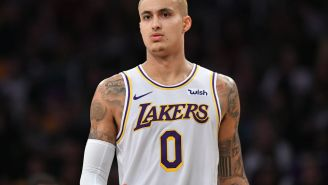 Kyle Kuzma Removes Mentions Of The Lakers From His Instagram Bio Amid Trade Rumors
