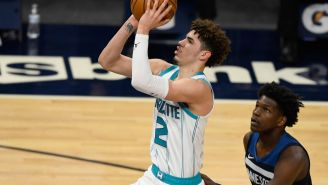 LaMelo Ball Is The 2021 NBA Rookie Of The Year And The Minnesota Timberwolves Are Claiming Robbery
