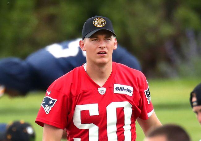 Mac Jones New England Patriots
