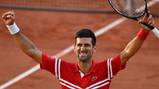 Is Novak Djokovic The GOAT? His Remarkable Comeback Win At The French Open Might Be The Deciding Factor