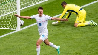 Czech Republic's Patrik Schick Scored The Longest Goal In EURO History And It Was Absolutely Ridiculous