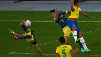 Turn The Lights Off And Go Home, Colombia's Luis Díaz Scored The Goal Of Copa America On A BANGER Of A Bicycle Kick