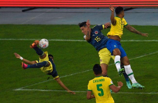 Luis Diaz Colombia Copa America