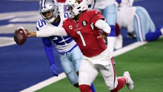 Fans Expose Kyler Murray By Digging Up Old Picture Of Him Wearing A Cowboys' Jersey After He Called The Team 'Ass'
