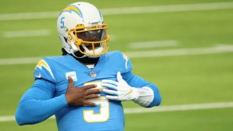 Tyrod Taylor Insinuates That He Will Start At Quarterback For The Texans Amid Deshaun Watson Stalemate