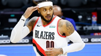 Woman Alleges Carmelo Anthony Fathered Her Twins Which Apparently Led LaLa Anthony To File For Divorce