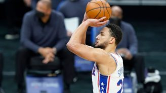 Ben Simmons Mocking His Own Shooting Abilities In An Australian Commercial Is A Tough Look After Playoff Woes
