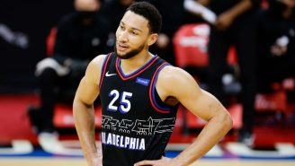 Ben Simmons Cannot Be Bothered With Criticism As He Spends Time Focusing On His Mental Health In London
