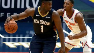 Zion Williamson Reportedly Wants Out Of New Orleans, And He Needs To Be On One Of These Three Teams Next Season