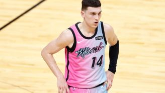 The Miami Heat Are Reportedly '75 Percent' Likely To Trade Tyler Herro Months After Team Was Worried Herro Was Acting Too Much Like A Celebrity