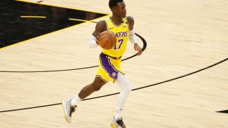 Lakers Fans Mock Dennis Schroder After Report Claims He Expects To Get $100-120 Million Contract In Free Agency
