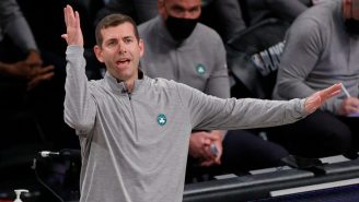 The Celtics Are Shaking Up Their Front Office After Getting Mollywhopped By The Nets, Replacing Brad Stevens As Coach