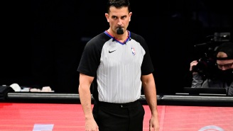 Brooklyn-Based Referee Zach Zarba Will Be Lead Official For Nets-Bucks Game 6 And Bucks Fans Are Already Starting Conspiracy Theories