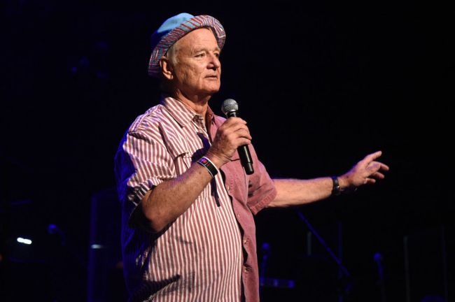 Bill Murray is nearly impossible to contact, he has no agent or manager, he has no phone, and to contact him you need to call a 1-800 number.