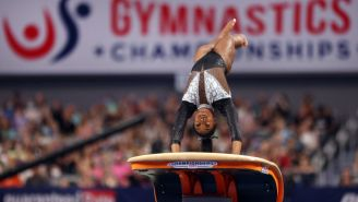 Simone Biles Is Doing Stunts That No One Has Ever Done Before And Calling Them The 'Simone Biles' Because She's The GOAT