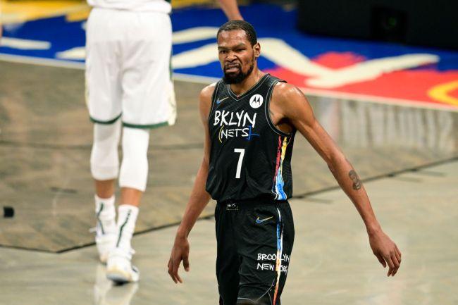 Kevin Durant Brooklyn Nets