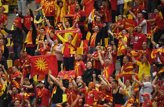 North Macedonia Euro 2020