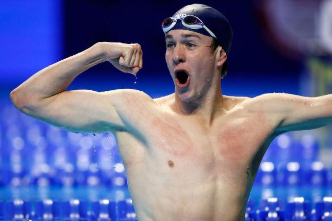Jake Mitchell US Swimming Olympic Trials
