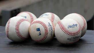 Major League Baseball Reportedly Plans To Solve Sticky Substance Situation With 'Ball Mudder' Machine