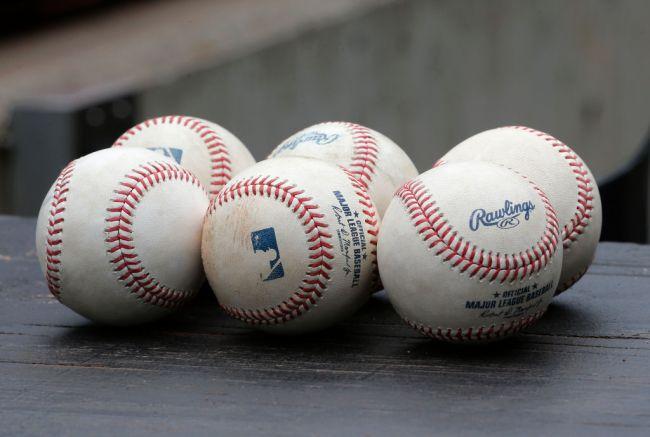 Major League Baseball Ball Foreign Substance Sticky