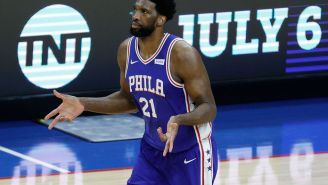 Sixers' Twitter Account Gets Mercilessly Mocked By NBA Fans For Talking Trash While Up 22 Points Before Epic Meltdown Vs Hawks