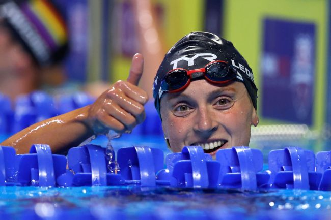 2021 U.S. Olympic Trials - Swimming - Katie Ledecky Tokyo 2020