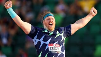 2016 Olympic Gold Medalist Ryan Crouser OBLITERATES Shot Put World Record With MASSIVE Throw At Tokyo Trials