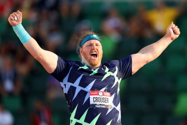 Ryan Crouser 2020 U.S. Olympic Track & Field Team Trials - Day 1