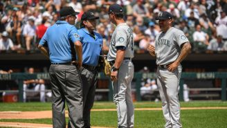 First Pitcher Ejected For 'Sticky Stuff' Says 'All He Used Was Rosin,' Which Is A Terrible Look For The MLB If True