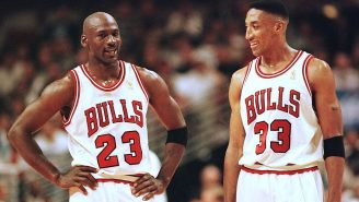 Scottie Pippen Confirms Michael Jordan Cheated On Bets During Recent Interview