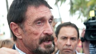 John McAfee's Old Tweets Of Him Saying If He Dies in Jail  'A La Epstein', It's Not Suicide Resurface And Go Viral