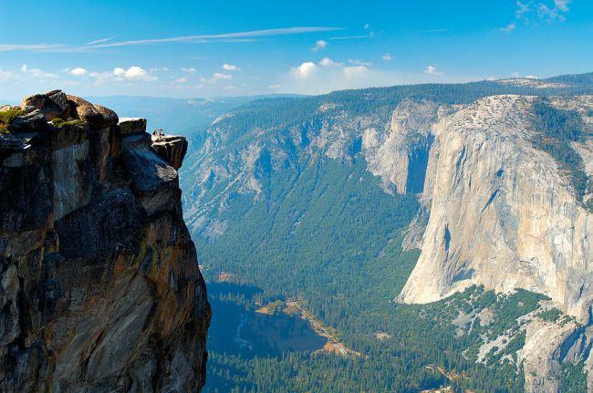Yosemite National Park Taft Point