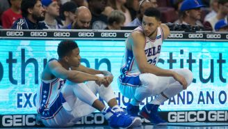 The Shade Keeps Coming Towards Ben Simmons And The Orlando Magic Got In On The Fun With A Markelle Fultz Tweet