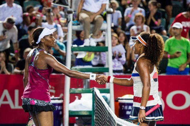 Naomi Osaka Venus Williams