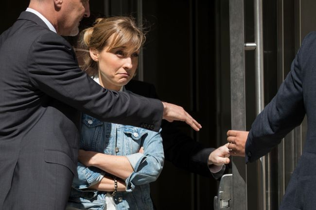 Actress Allison Mack Sentenced to 3 Years in Prison for Role in Nxivm Sex Cult